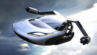 Son Dakika: İki dev şirket güçlerini birleştiriyor! Uçan otomobil için gelişme