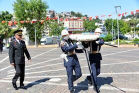 Kahramanmaraş'ta, Jandarma Teşkilatından 182'nci yıl töreni
