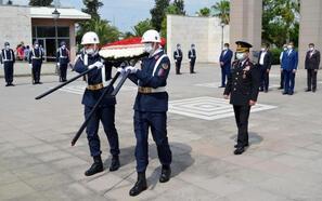 Osmaniye'de Jandarma teşkilatının kuruluş yıl dönümü kutlandı