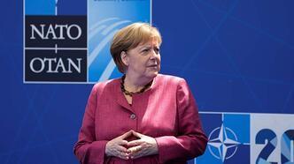 Merkel: Çin birçok konuda rakip ancak birçok konuda da partner