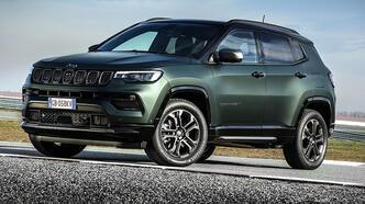 Yenilenen Jeep Compass, Türkiye yollarıyla buluştu