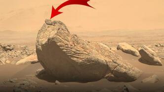 Son Dakika: NASA'nın Mars aracının keşfettiği ilginç kayalara bir yenisi eklendi!