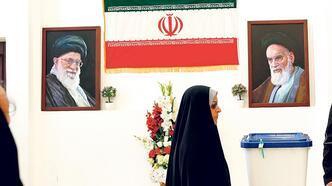 İran'da seçmensiz seçim!