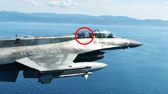 Son dakika haberi: F-16'da uçana bak! Tarih bilerek seçildi