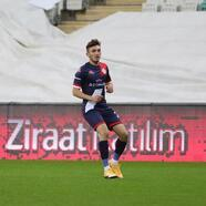 Antalyaspor gençlerinden milli gurur