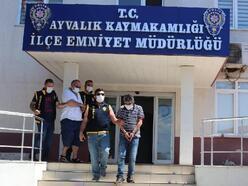 Ayvalık'ta fuhuş operasyonu: 2 kişi tutuklandı