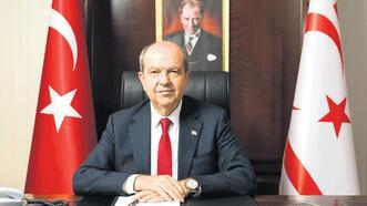 KKTC Cumhurbaşkanı Tatar: Artık sempati yeterli değil hareket bekliyoruz