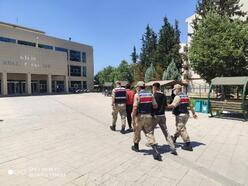 Kilis'te 2 hırsızlık şüphelisi yakalandı