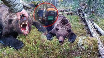 Son dakika haberi: Parkta korkunç olay...16 yaşındaki çocuğu ayı yedi!