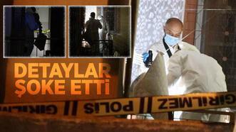 İzmir'de kan donduran olay! Annesini öldürüp çuvala koydu ve...