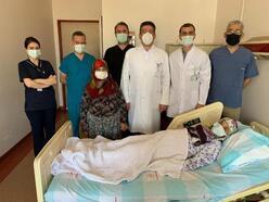 Bandırma Eğitim Araştırma Hastanesi'nde ilk kez atrial septal defekt (ASD) kapama operasyonu gerçekleştirildi
