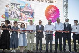 Atatürk'ün mirası Gazi Çiftliği'nin açılışı yapıldı