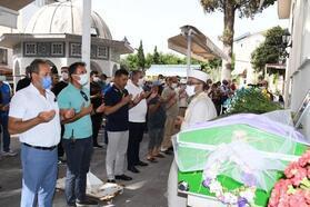 Meksika'da rehin kalan Arzu'nun cenazesine Kuşadası Belediyesi sahip çıktı