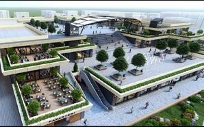 Karacabey'de modern pazaryeri projesi ve 'Karaca Teras' vitrine çıkıyor