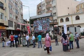 Karacabey'de pazar yeri projesi için anket düzenlendi