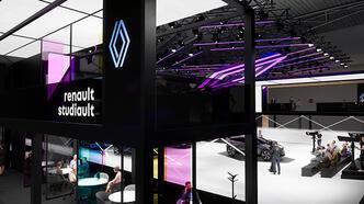 Megane E-Tech 100% Eelectric'in prömiyeri Münih'te yapılacak