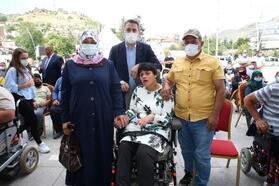 Başkan Eroğlu: Tokat, yardım edenler diyarıdır