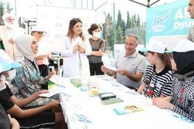 Sultangazi Belediyesi'nden 'Doğada Bilim' projesi