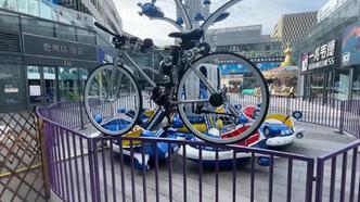 Huawei mühendisleri 'otonom bisiklet' için prototip geliştirdi