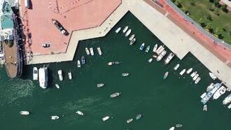 Tuzla'da müsilaj temizleme çalışmaları sonuç verdi, deniz eski rengine döndü