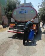 Kozan'daki su kesintisi hayatı olumsuz etkiledi