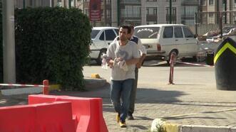 Kırıkkale'de acemi kasaplar hastanede tedavi edildi
