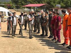 Orman Genel Müdürü Karacabey'den bayram ziyareti
