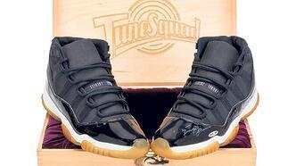 Jordan'ın ayakkabısı 176 bin dolar