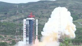 Çin, uzaya yeni bir uydu gönderdiğini duyurdu