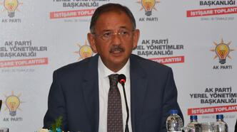 AK Partili Özhaseki: Bir provokasyon var gibi