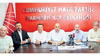 CHP Pakdemirli'yi istifaya çağırdı