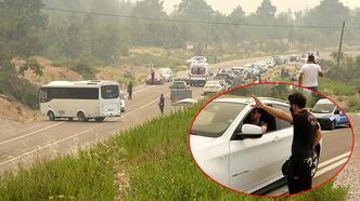 Son Dakika Haberleri: Gündoğmuş'ta karayolu kapatıldı! Adım adım yaklaşıyor