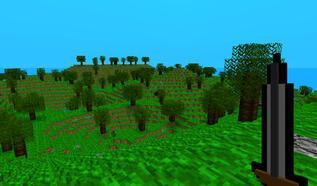 Minecraft (Mine Clone)