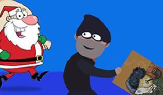 Müzede Hırsızlık