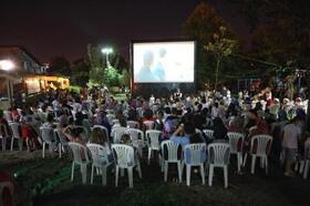 Eyüpsultan'da açık hava sineması etkinlikleri başladı
