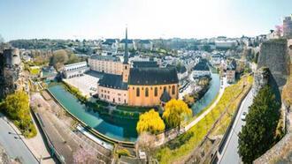 Küçük ve zengin ülke Lüksemburg