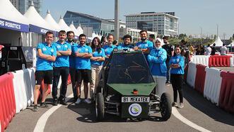TEKNOFEST kapsamında Robotaksi Binek Otonom Yarışması başladı