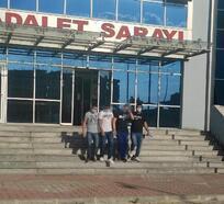 Edirne'de marketteki silahlı kavgada 2 tutuklama
