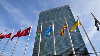 Birleşmiş Milletler Genel Merkezi'nde Anadolu izleri