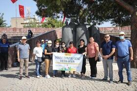 Dünya Temizlik Günü'nde Bergama'da farkındalık etkinliği