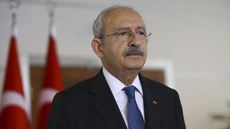 CHP Genel Başkanı Kılıçdaroğlu Gaziler Günü'nü kutladı