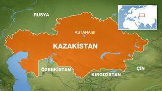 Kazakistan'ın güney ve batı bölgelerine 9 bin asker yerleştirildi