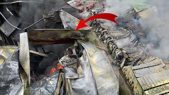 Son dakika... Şile'de fabrika yangını! Felaketin kıyısından dönüldü