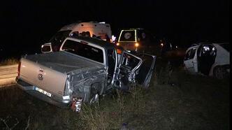 Karabük'te trafik kazası! 2 can kaybı ve 6 yaralı var