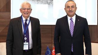 Bakan Çavuşoğlu: AB'nin Türkiye ile iş birliği yapması şart