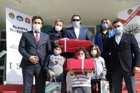 Alanya Belediyesi'nden atık pil toplama kampanyası