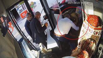 Otobüs şoförü, kalp masajı yapıp, güzergah değiştirerek hayat kurtardı