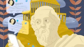 Sosyal medyanın kökeni 'agora'ymış
