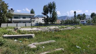 Bin Ladin'in öldürüldüğü ev atıl bir alana dönüştü