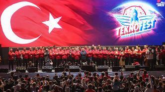 TEKNOFEST'te görkemli kapanış! Bayraktar 2022 sürprizini açıkladı